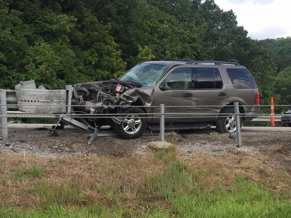 UPDATE: Driver's Condition Improving After I-79 Accident