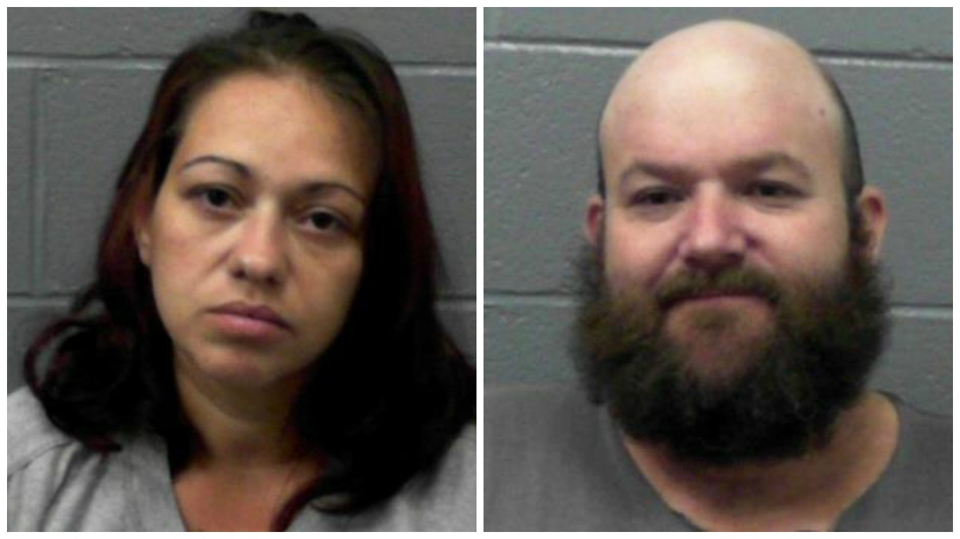 Mannington Couple Arrested On Meth Charges
