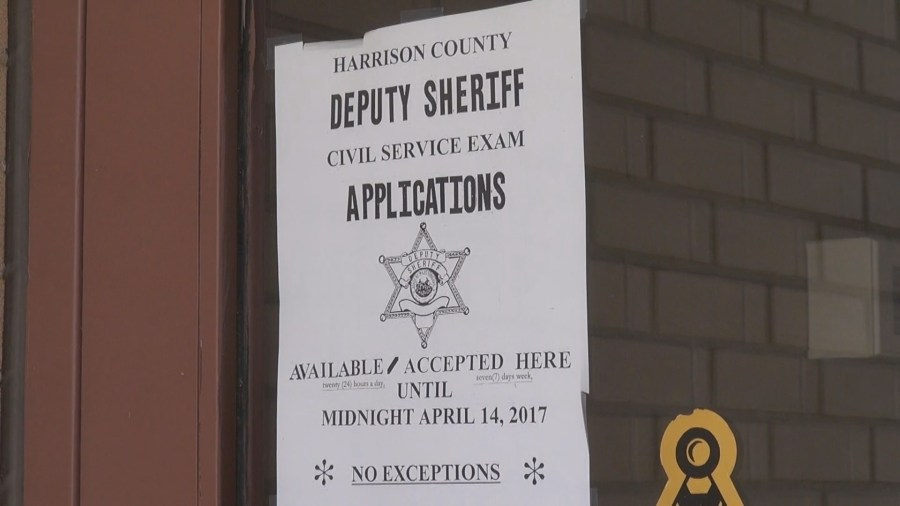 Harrison County Sheriff's Department Looks to Hire New Deputies