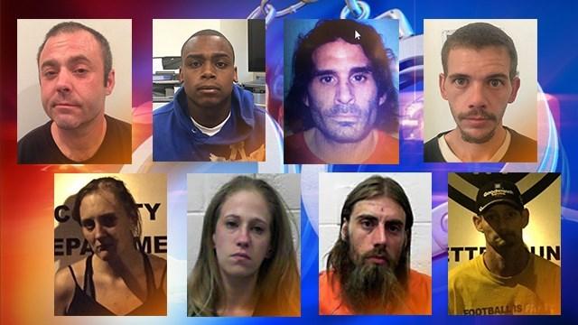 Deputies Arrest 7 in Fayette County Drug Investigation
