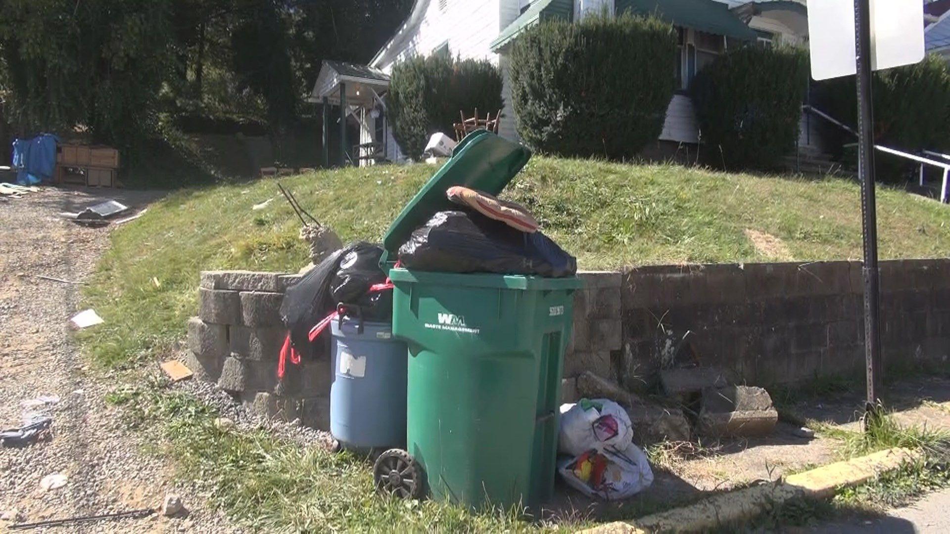Clarksburg Fall Clean Up in Full Swing