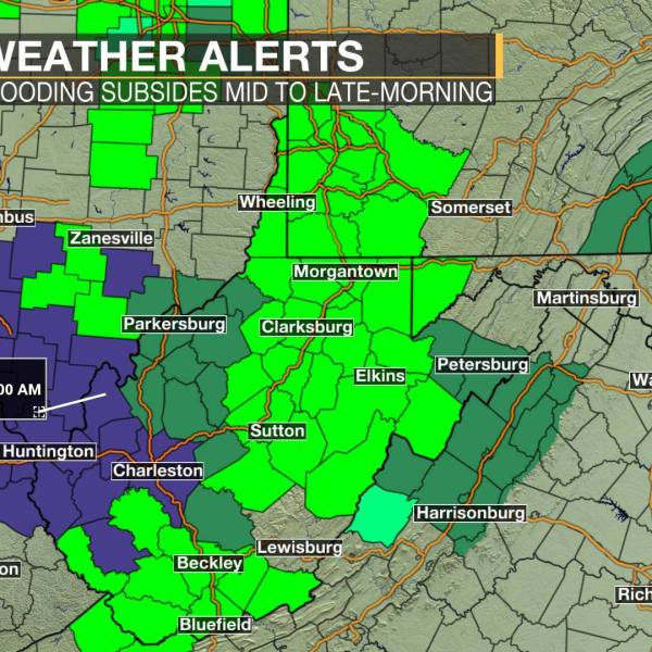 NWS Weather Alerts