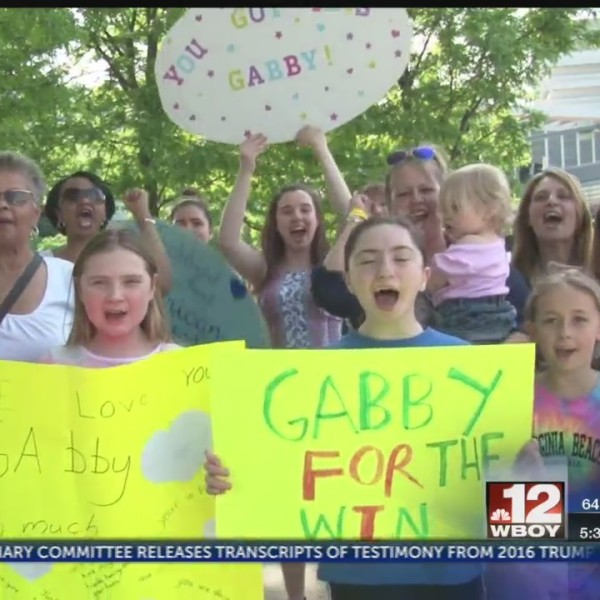 American Idol finalist Gabby Barrett says hometown fans have her ready to win.