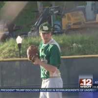 ND's Todd Griffith Honda Athlete of the Week