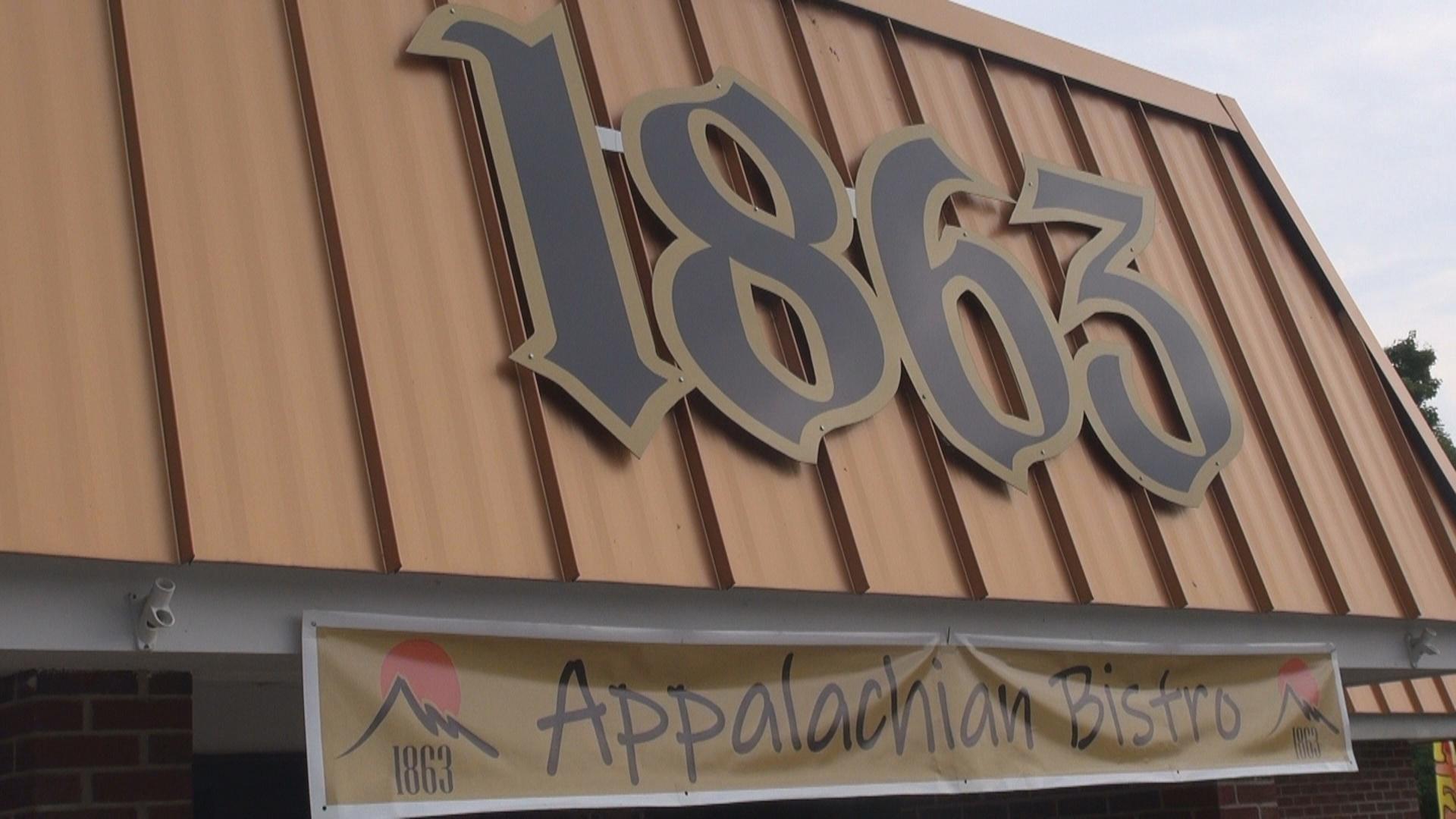 Restaurant Road Trip: 1863 Appalachian Bistro
