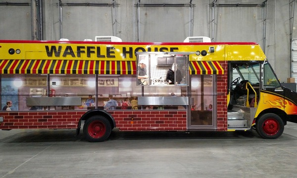 Waffle House Truck