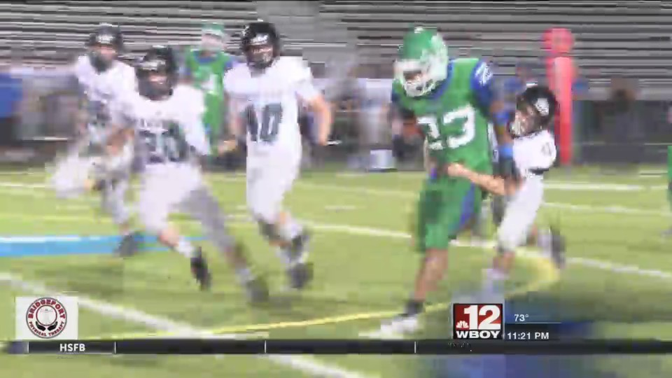 Football Friday Highlights: Robert C. Byrd blows out Preston, and North Marion does the same to East Fairmont