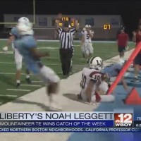 GSC Catch of the Week: Liberty's Leggett your winner