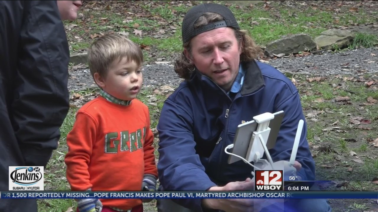 Coopers Rock encourages kids to get outdoors