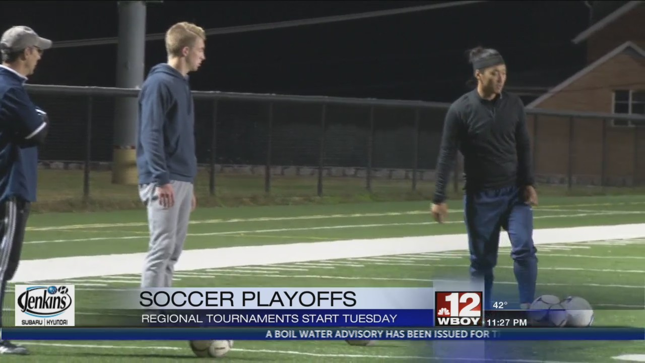 East Fairmont gears up for Tuesday's Regional Tournament game
