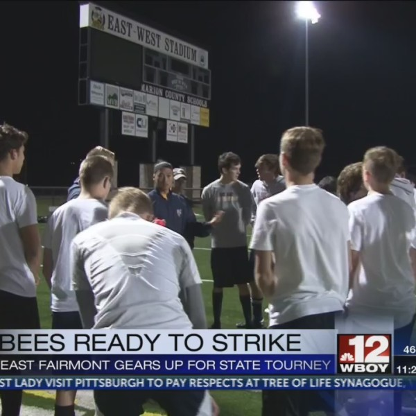 East Fairmont prepares for state tournament