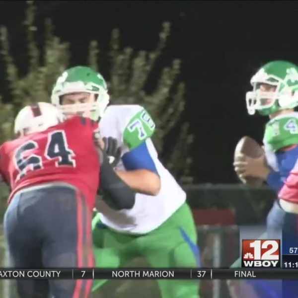 Football Friday Highlights:  RCB and Bridgeport win on the road, North Marion wins at home, East Fairmont suffers eighth loss