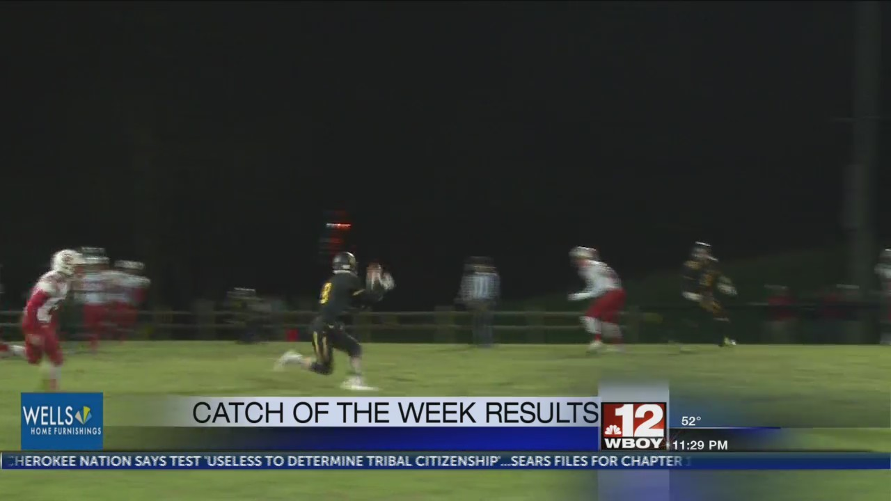 Tucker County's Cromer catches GSC Catch of the Week