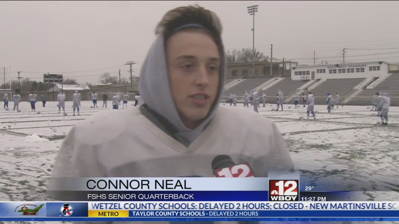 Connor Neal credits players and coaches around him for this season's success