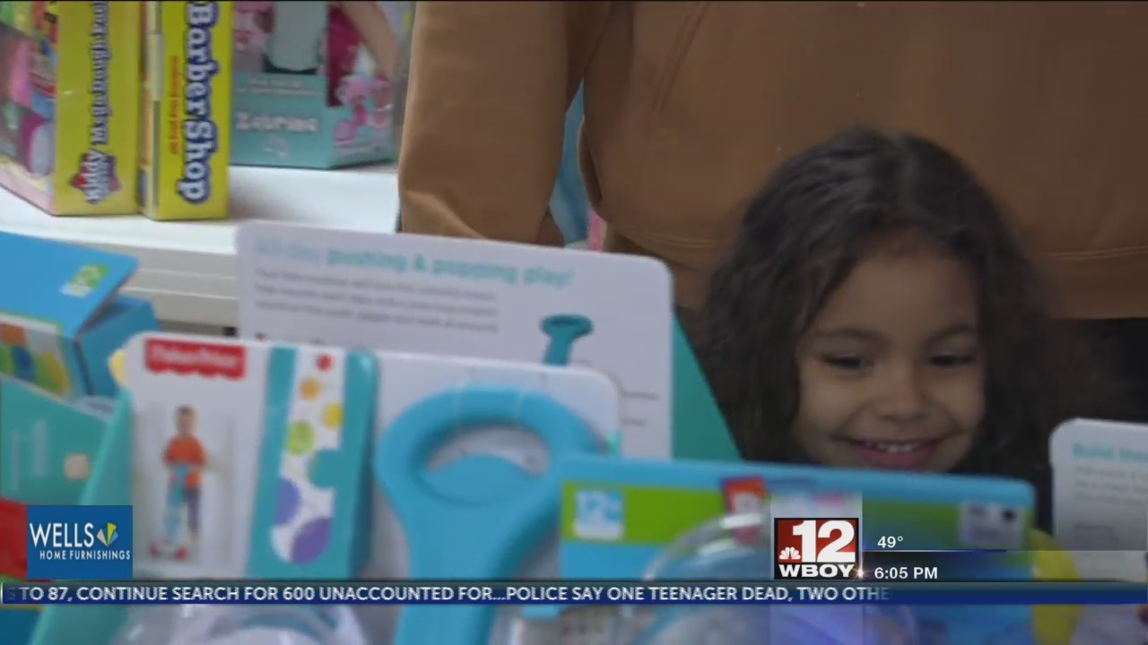 Marion County Christmas Toy Shop helps more than 800 children