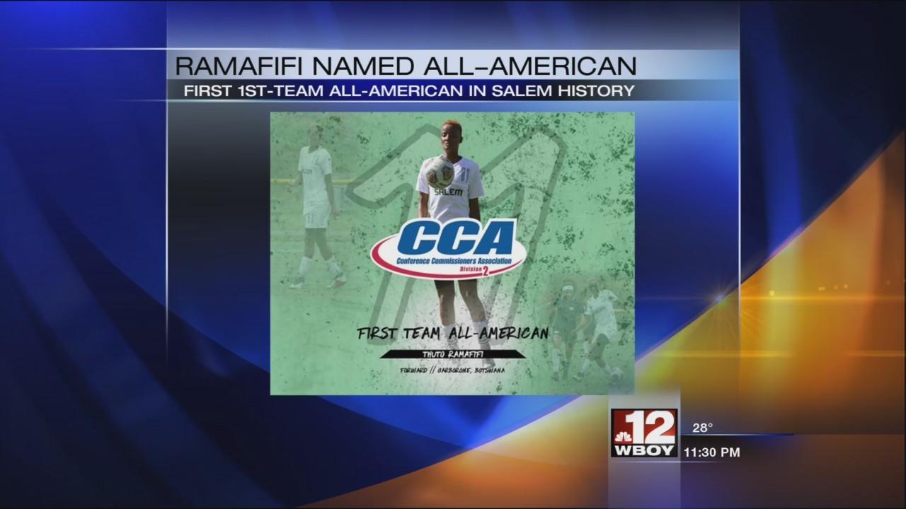 Salem's Ramafifi named First-Team All-America