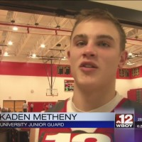 UHS' Metheny named Honda Athlete of the Week