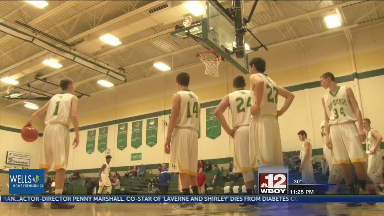 Chance Howell, Liberty outduel Connor Cunningham and Doddridge County