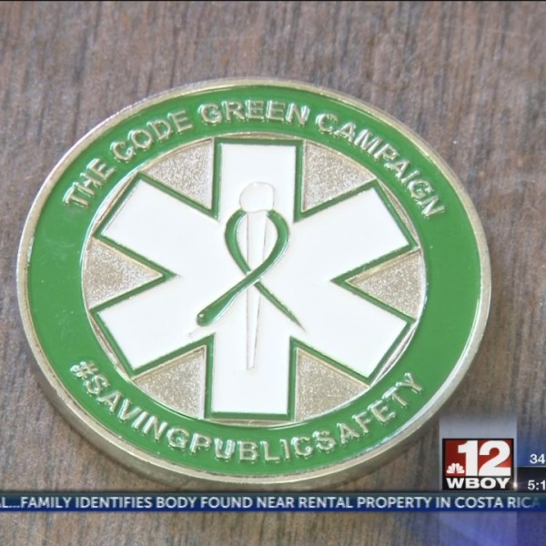 Code Green Campaign offers assistance to local emergency responders