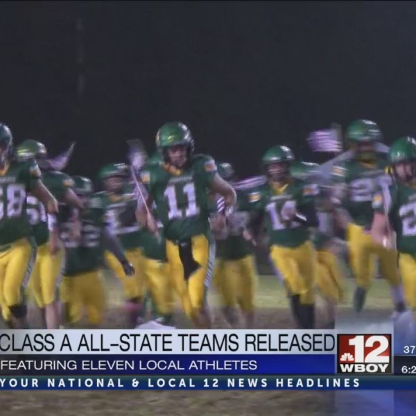Single-A All-State teams released