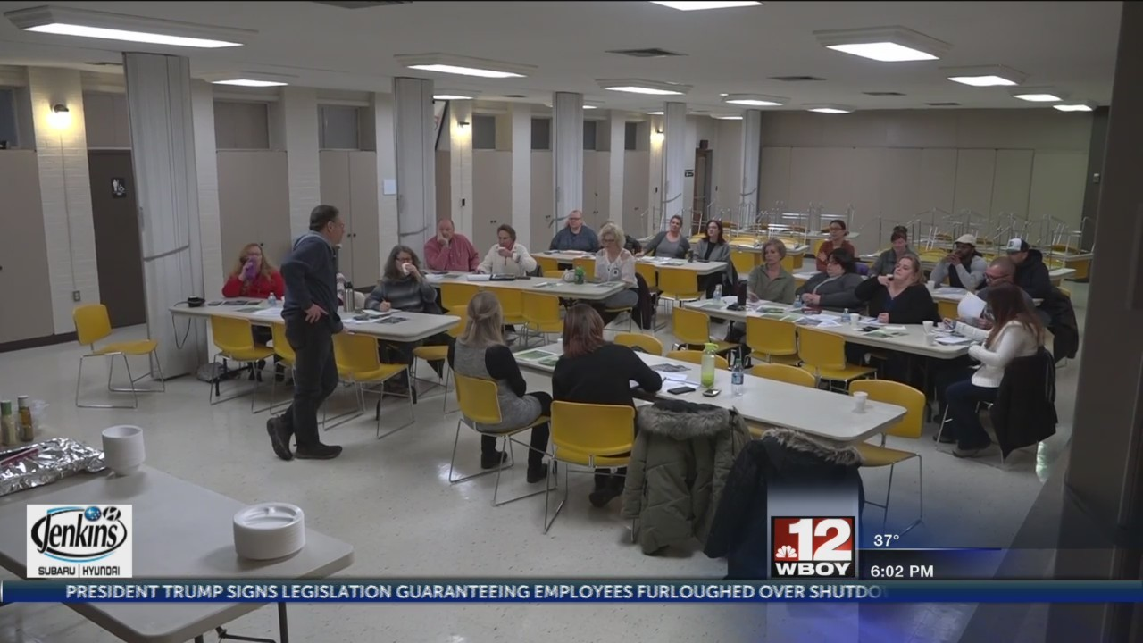 """""""Ascension Recovery Services"""" speaks at monthly PITAR meeting in Harrison County"""