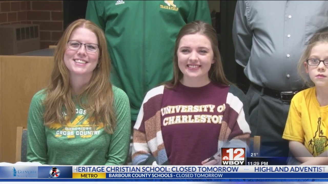 DCHS' Desiree Schoonover signs with UC