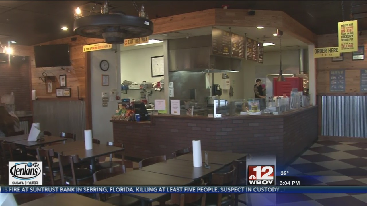 """""""Dickie's Barbecue Pit"""" restaurant closes in Marion County"""