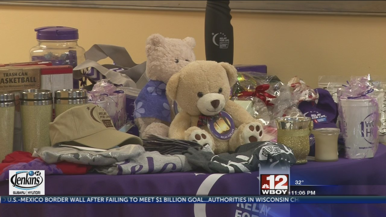 Upshur County Relay For Life start the new year with kickoff party for upcoming relay