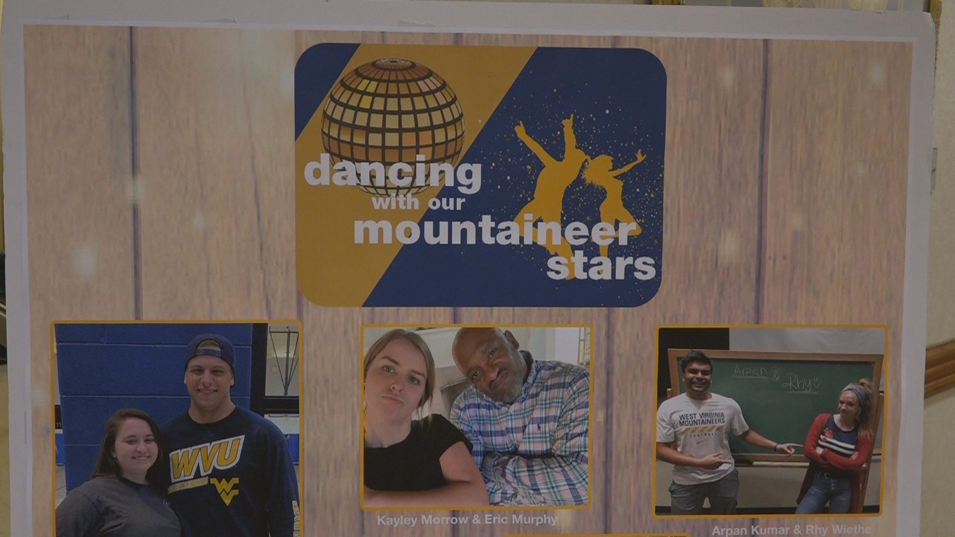 American Red Cross and WVU host annual 'Danacing with our Mountaineer Stars' blood drive1_1551318040785.jpg.jpg