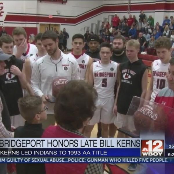 Bridgeport honors the late Bill Kerns