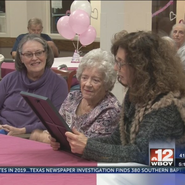 Clarksburg resident celebrates 100th birthday