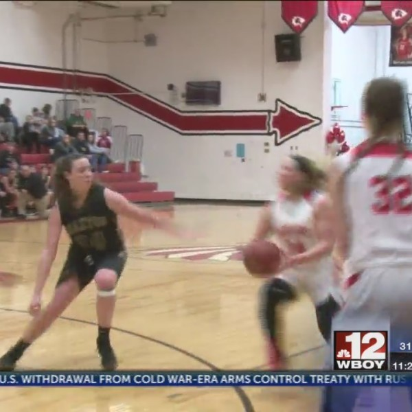 Emily Riggs' 26 points leads Bridgeport past Braxton County
