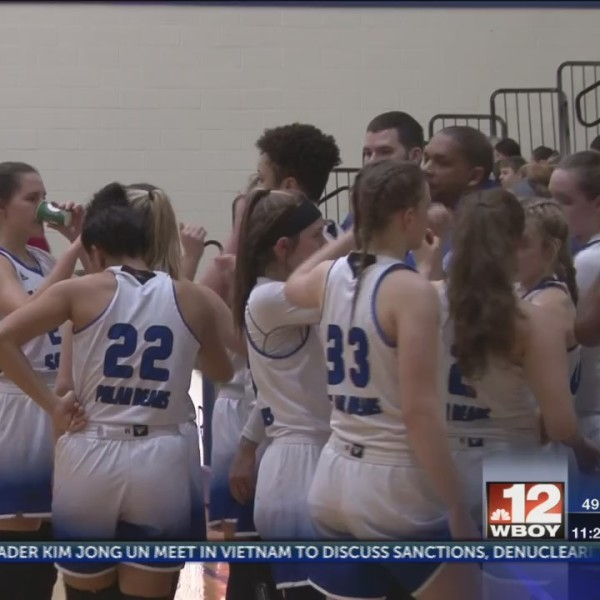 Polar Bears win region, are top seed in state tournament