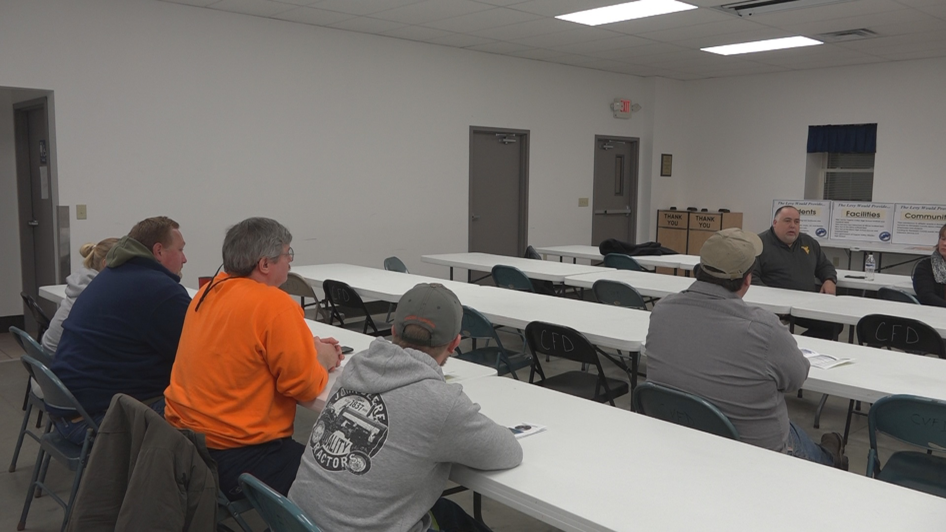 Randolph County BOE held meeting to discuss excess levy