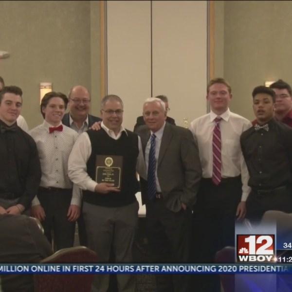 Bridgeport's John Cole named Frank Loria Coach of the Year