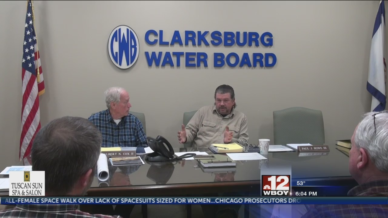 Clarksburg Water Board sets proposal deadline for removal of Heartland Dam