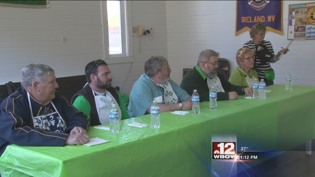 Irish Spring Festival held in Ireland West Virginia