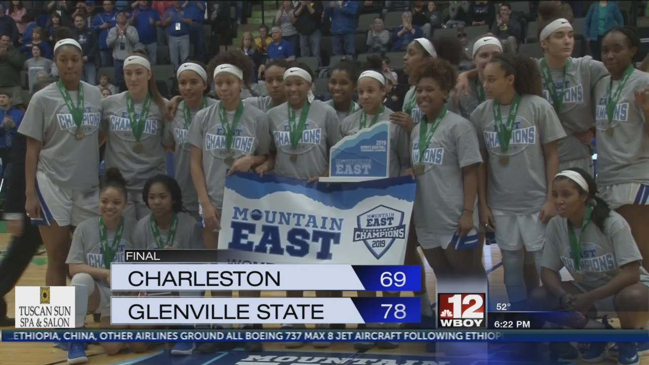 Lady Pioneers win MEC Tournament title