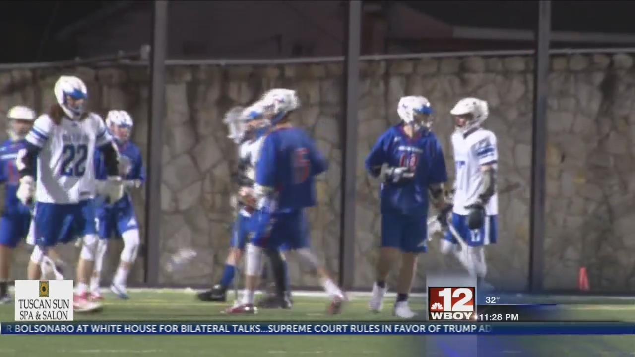 Morgantown lacrosse bests Fairmont Senior at East/West Stadium