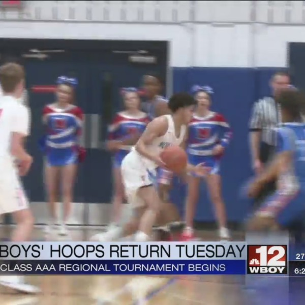 Previewing boys' hoops regional tournament