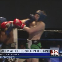 Salem athletes step in the ring