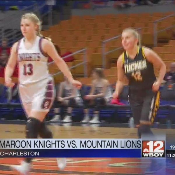 Tucker County falls in state tournament