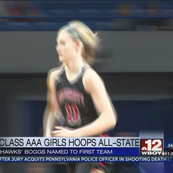 University's Boggs leads Class AAA all-state selections