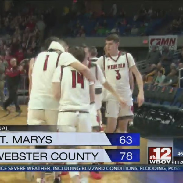 Webster County's perfect season continues, Highlanders advance