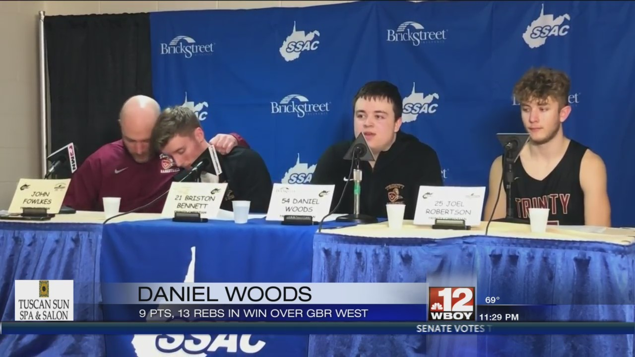 """Woods shows """"uncontrollable emotion"""" at end of Wednesday's win"""