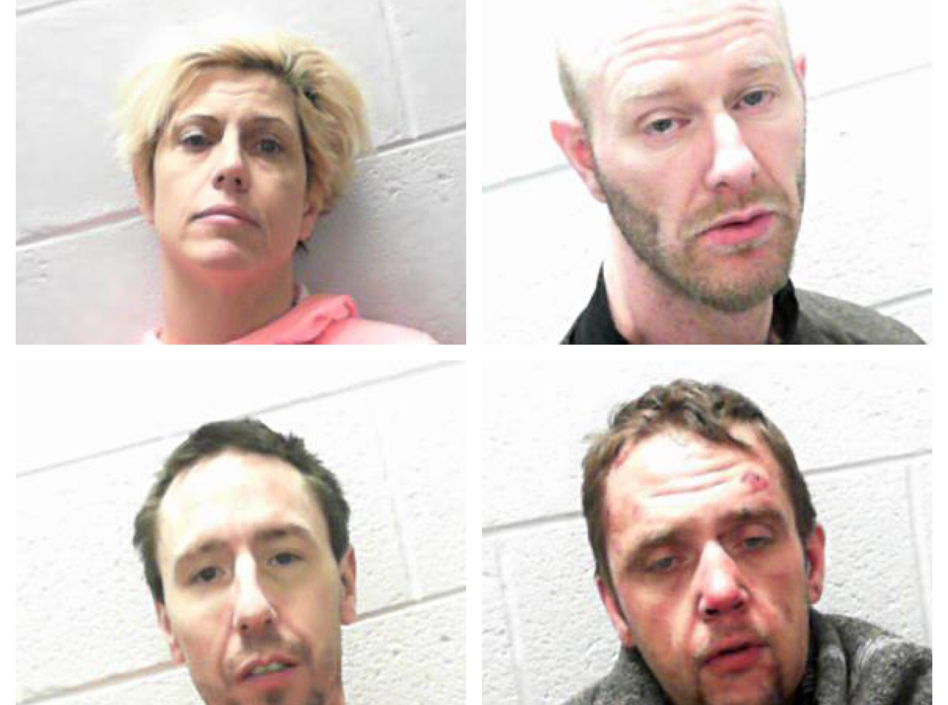 Randolph County residents appear in court on federal drug