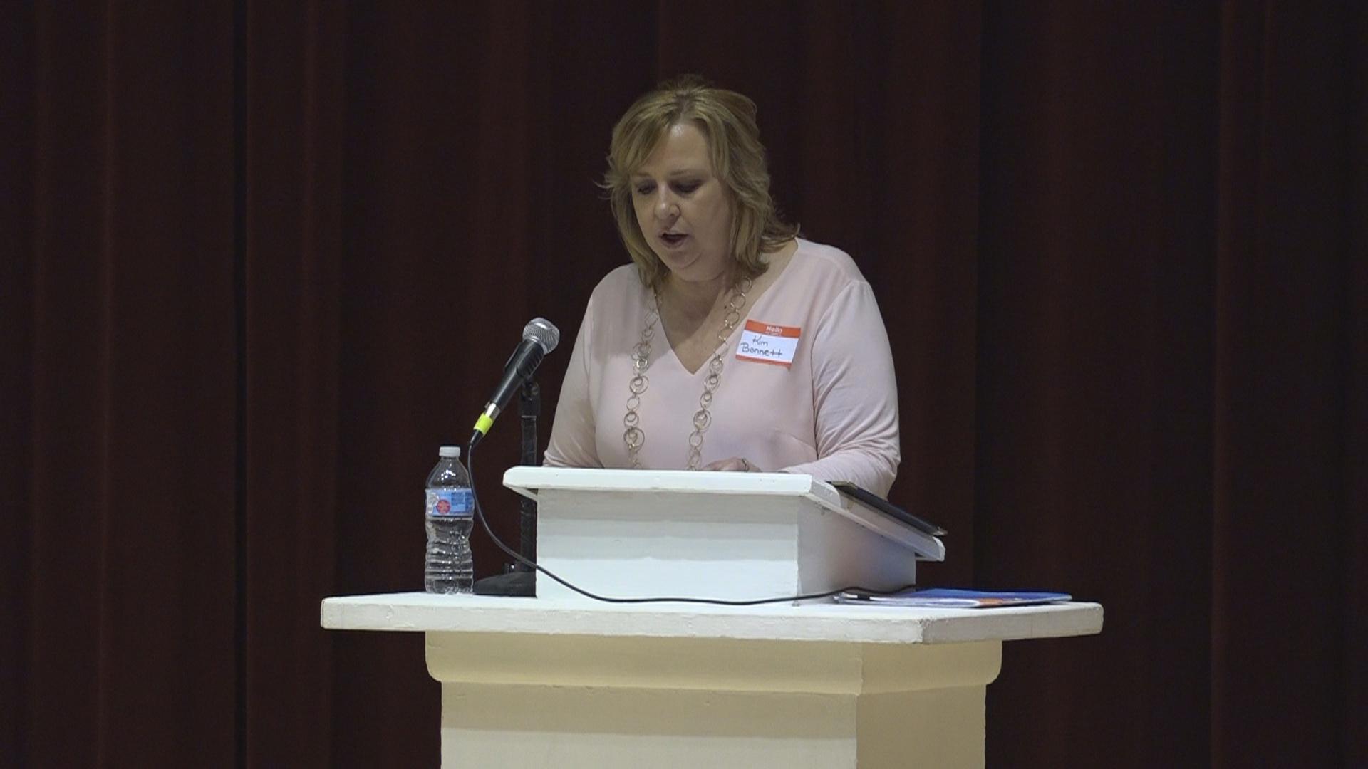 Lewis County Education Association hosts education forum