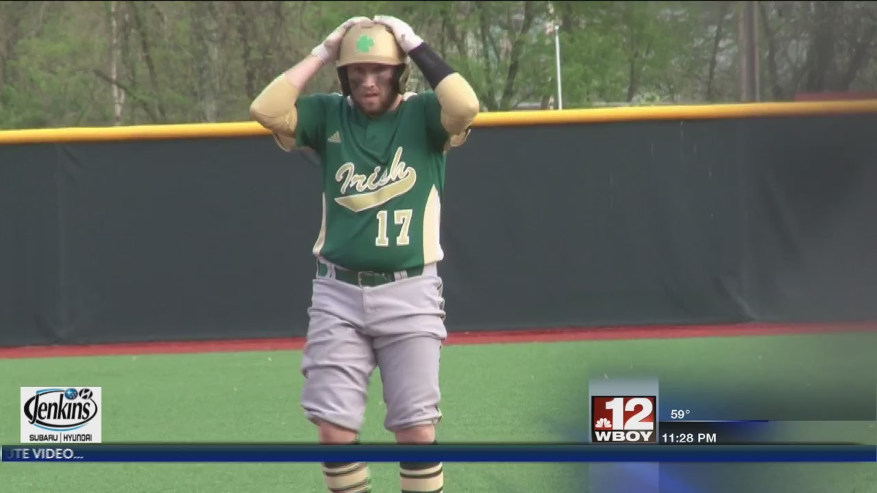reputable site 28d2e bf434 Notre Dame baseball wins, plus softball roundup