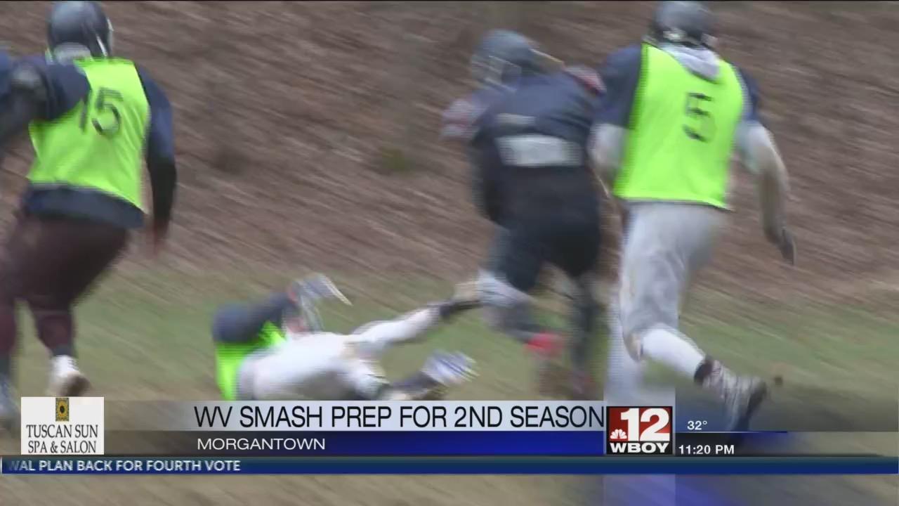 WV Smash prepare for team's second season