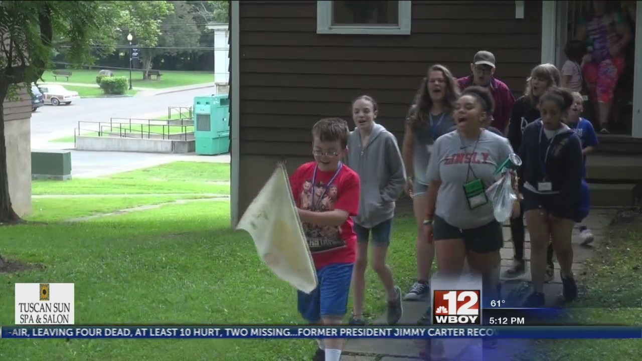 Camp Catch Your Breath returns to Lewis County this summer
